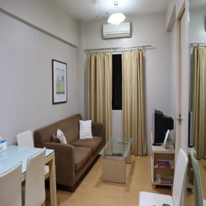 Eastwood Excelsior 1 Furnished Studio Type Condo