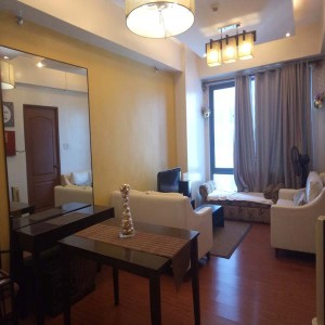 Eastwood Parkview 1 Furnished Studio Type Condo