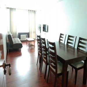 Eastwood Parkview 1 Furnished 2-Bedroom Condo