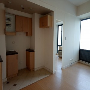 One Central Park Unfurnished Studio Type Condo