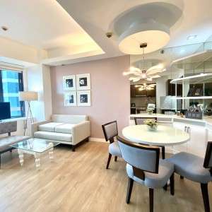 One Central Park Furnished Studio Type Condo