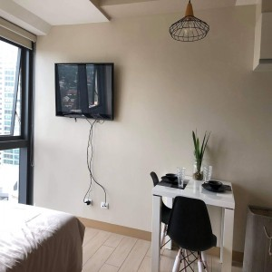 One Eastwood Furnished Studio Type Condo